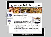 The new getyourwebsitehere.com
